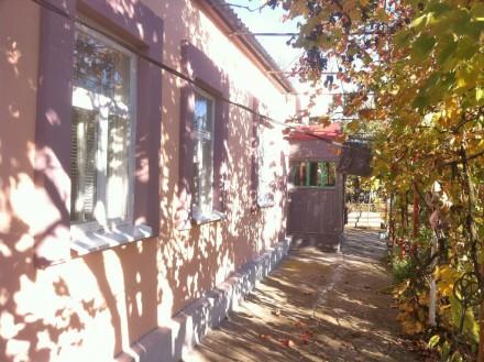 Продается часть дома по ул. Заречная (Бабушкина), в р-не 8 Марта. Общая площадь. Бердянск, Запорожская область. фото 2