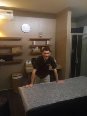 Лучший массаж - массаж с душой.. Киев. фото 1