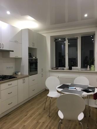 Укомплектована сучасна квартира, є усі меблі та побутова. Ціна 5500+ ліч Перед. Счастливое, Ровно, Ровненская область. фото 18