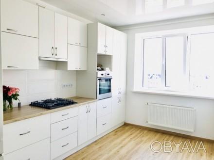 Укомплектована сучасна квартира, є усі меблі та побутова. Ціна 5500+ ліч Перед. Счастливое, Ровно, Ровненская область. фото 1