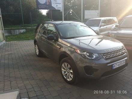 Продам Land Rover Discovery Sport 2017- мінус 2000$.. Ивано-Франковск. фото 1