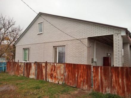 Кирпичный новый дом Нововасильевка.. Бердянск. фото 1