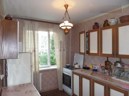 3-комнатная квартира, 64 кв.м. Винница. фото 1