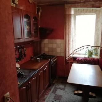 3-комнатная квартира, 62 кв.м. Винница. фото 1