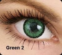Цветные контактные линзы. Першотравенск. фото 1