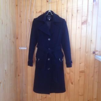 Шерстяное, кашемировое утеплённое пальто Bellandi Италия. Киев. фото 1