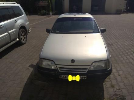 Opel omega a (обмен на еврономера). Запорожье. фото 1