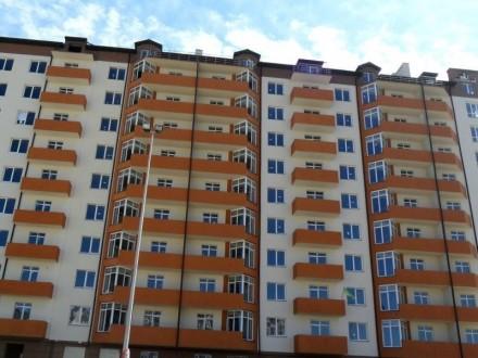 1 кімнатна квартира в зданому будинку ЖК Галицький Двір. Ивано-Франковск. фото 1