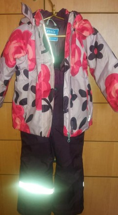 Термо костюм на девочку. Энергодар. фото 1