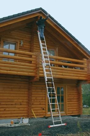 Лестницы, стремянки, многосекционные, приставные. Винница. фото 1