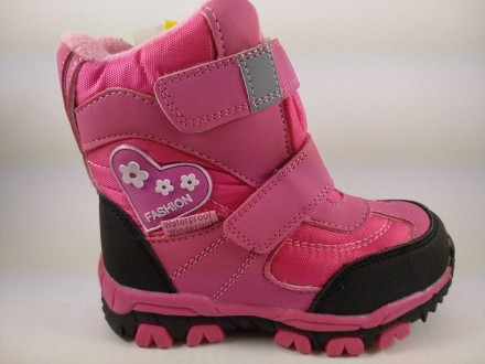 Дуже теплі чобітки-дутики для дівчаток. Акційна ціна!. Белая Церковь. фото 1