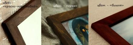 Описание  Составляющие:1 рамка 13*18 и 12 рамок 10*15 см., Материал:ольха За. Киев, Киевская область. фото 5