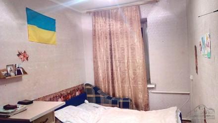 Комната в блоке на 4 семьи район ЖД Вокзала. Чернигов. фото 1