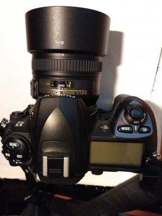 фотоаппарат Fujifilm с объективом NIKOR 1/8. Киев. фото 1