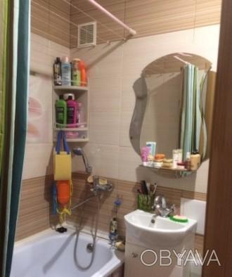 Однокомнатная квартира ул. Ковпака 31  Косметический ремонт, квартира теплая. Б. Ковпаковский, Сумы, Сумская область. фото 1