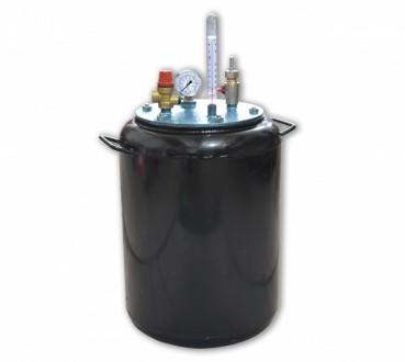 """Автоклав """"УТех-24"""" Автоклав бытовой для консервирования - газовый (от внешнего . Прилуки, Черниговская область. фото 2"""