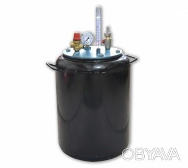 """Автоклав """"УТех-24"""" Автоклав бытовой для консервирования - газовый (от внешнего . Прилуки, Черниговская область. фото 1"""