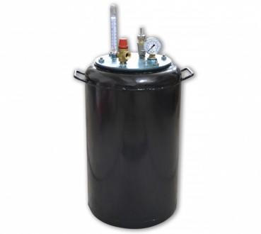 """Автоклав """"УТех-32"""" Автоклав бытовой для консервирования - газовый (от внешнего . Прилуки, Черниговская область. фото 2"""