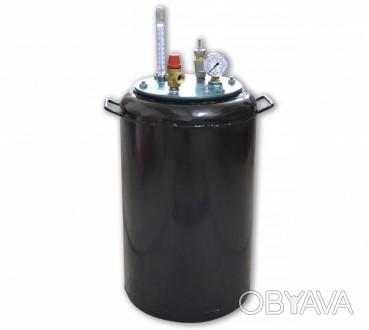 """Автоклав """"УТех-32"""" Автоклав бытовой для консервирования - газовый (от внешнего . Прилуки, Черниговская область. фото 1"""