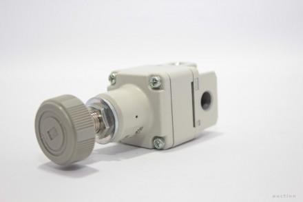 IR1000-F01 Прецизионный регулятор, 0.005-0.2 МПа .. Красилов. фото 1