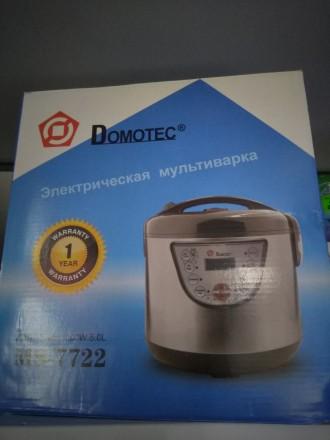 Domotec MS-7722. Вільшанка. фото 1
