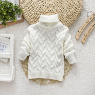 Детские Суперские вязаные свитера разных цветов 4-8 лет. Мариуполь. фото 1