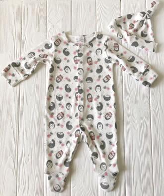 Костюичик для новорожденого на выписку. Кременчуг. фото 1