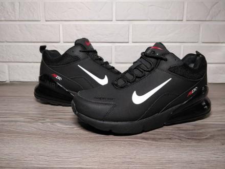 Кроссовки Зима Nike Air Max 270 Supreme размер 41-46. Хмельницкий. фото 1