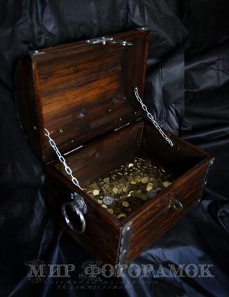 Сундук деревянный. Киев. фото 1