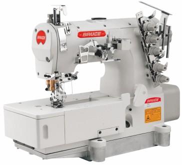 Распошивальная Bruce 562-ADI-01GB-356 плоскошовная швейная машина. Киев. фото 1
