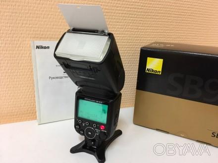 фотовспышка Nikon Speedlight SB-910 состояние новой. Николаев, Николаевская область. фото 1