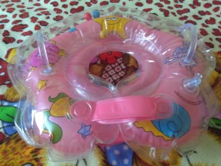 Круг для купания младенцев. Запорожье. фото 1