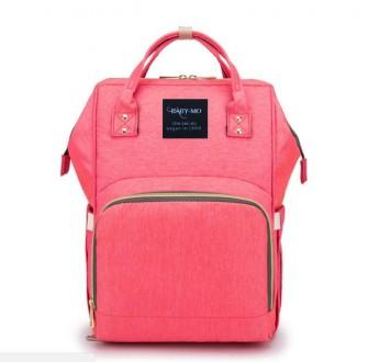 Рюкзак, сумка для мам Baby Mo . СУПЕР ХИТ 2018 !. Киев. фото 1