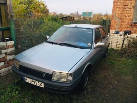 Продам Renault 21 с хорошим торгом.. Кременчуг. фото 1