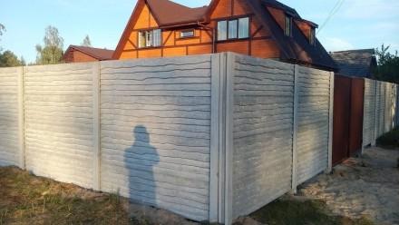 Установим забор в сжатые сроки с гарантией качества. Также изготовим и смонтиру. Чернигов, Черниговская область. фото 8