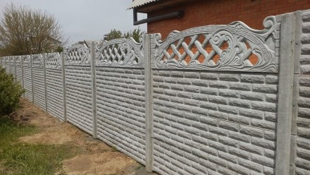 Установим забор в сжатые сроки с гарантией качества. Также изготовим и смонтиру. Чернигов, Черниговская область. фото 12