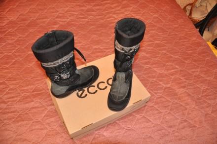 Продам чоботи для дівчинки. Киев. фото 1