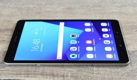 Планшет Samsung Galaxy Tab S3. Новый! Оригинал. Black. Киев. фото 1