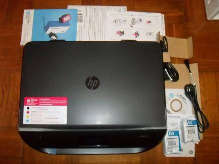 МФУ ( Принтер ) струйный HP DeskJet ENVY 4525. Киев. фото 1