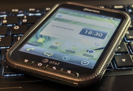 Смартфон телефон Pantech Pocket P9060 GSM HSPA. Запорожье. фото 1