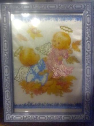 d92fd84549ddea Картина з янголятами
