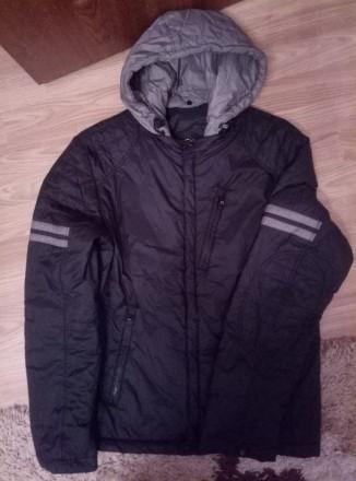 Куртка осенняя. Одесса. фото 1