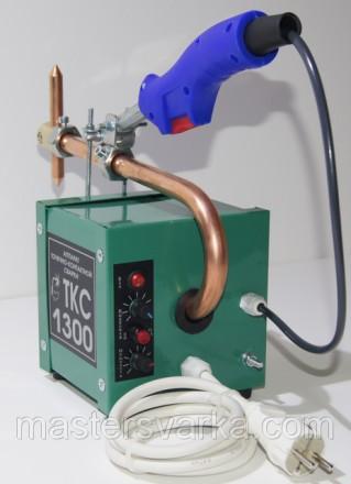 Ткс-1300 -это базовый аппарат точечной сварки семейства ТКС,предназначенный для . Днепр, Днепропетровская область. фото 3