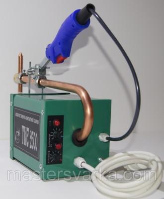 Аппарат для точечной сварки ТКС 2500   Трансформатор для контактной сварки Т. Днепр, Днепропетровская область. фото 3