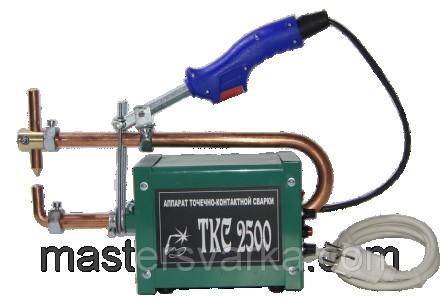 Аппарат для точечной сварки ТКС 2500   Трансформатор для контактной сварки Т. Днепр, Днепропетровская область. фото 2
