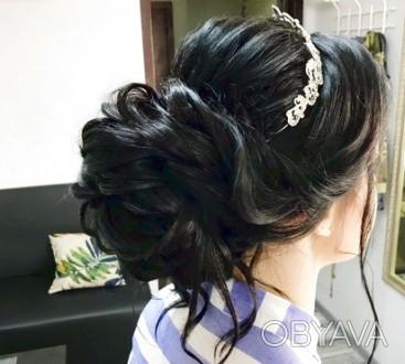 Предлагаем Вам милые дамы, причёски (от 150 грн.) вечерние, свадебные, детские, . Житомир, Житомирская область. фото 1