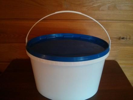 продам Ведро пищевое овальное с герметичной крышкой 5. 5л цена 13. 30 грн, может. Северодонецк, Луганская область. фото 6