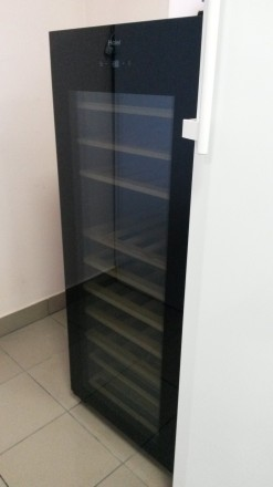 Холодильник для вина /винный шкаф Haier. Коломыя. фото 1