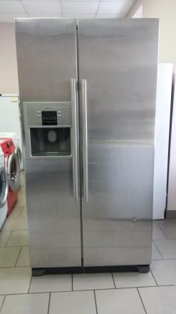 Холодильник Side by Side No Frost. Коломыя. фото 1