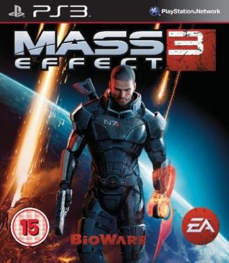 Mass Effect 3 PS3 диск / РУС версия. Запорожье. фото 1